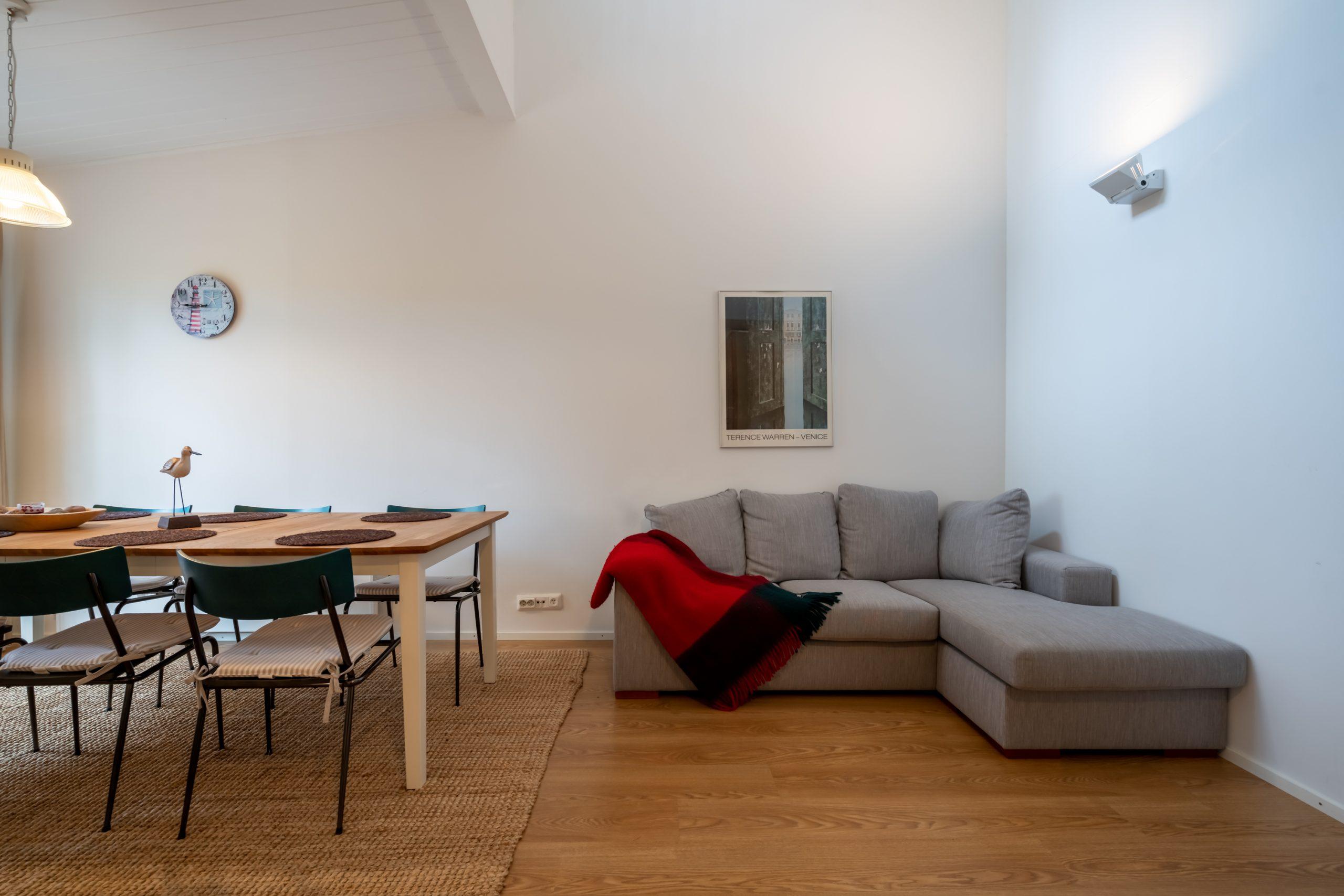 Luotsi keittiö sohva